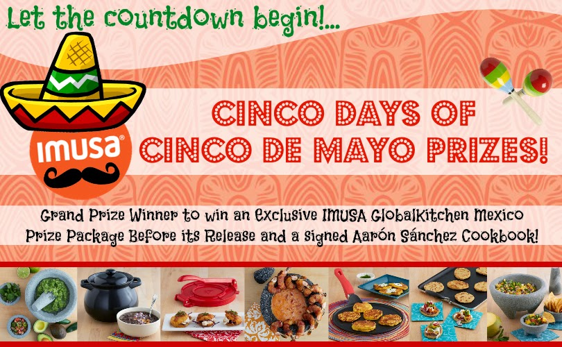 IMUSA's Cinco Days of Cinco de Mayo