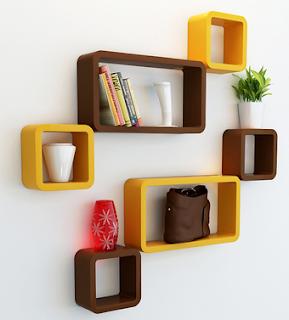 rak gantung dinding minimalis