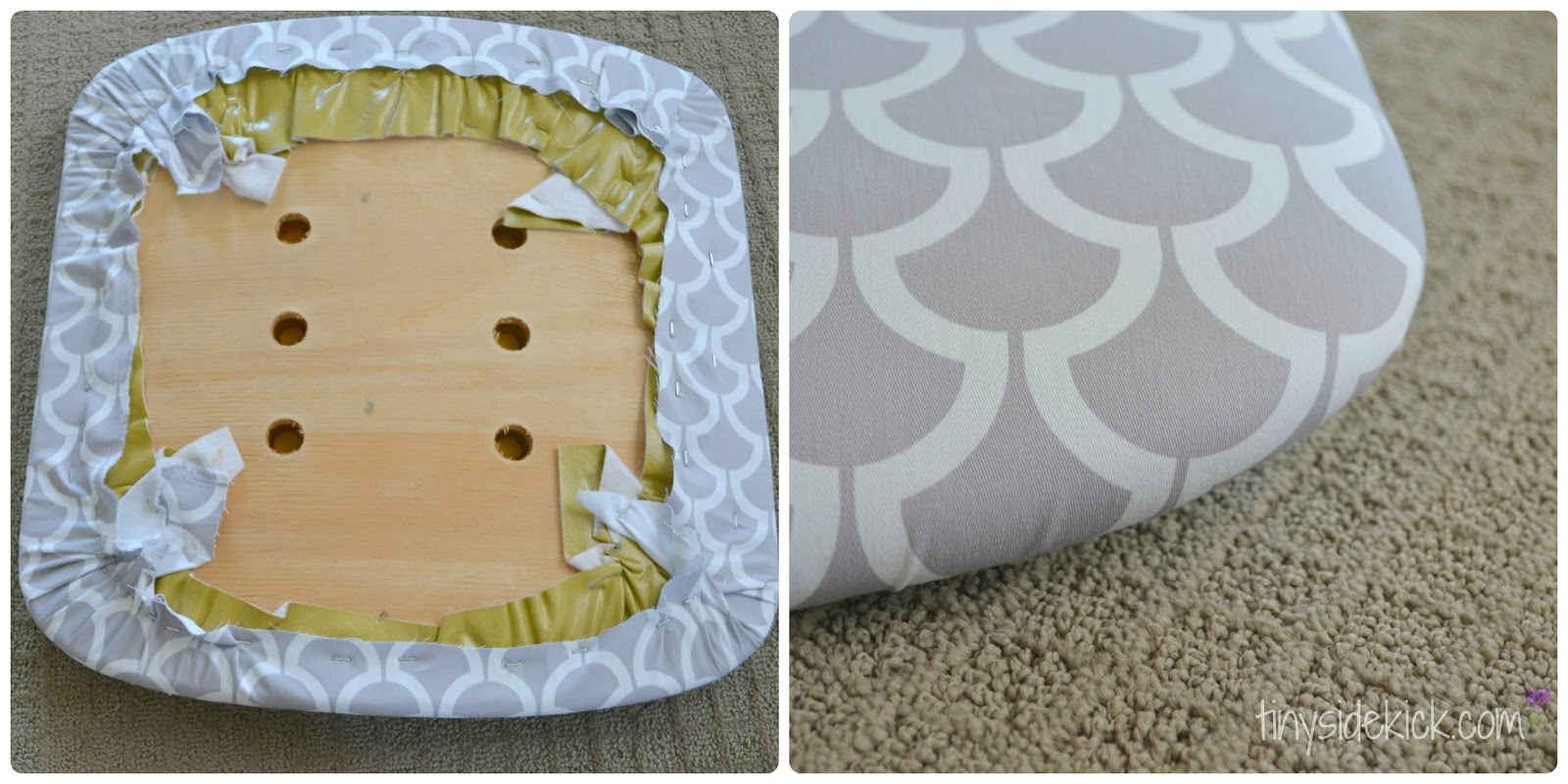 How To Reupholster A Chair Cushion Corner Bedroom Ideas Ikea Chairs Recover Cushions