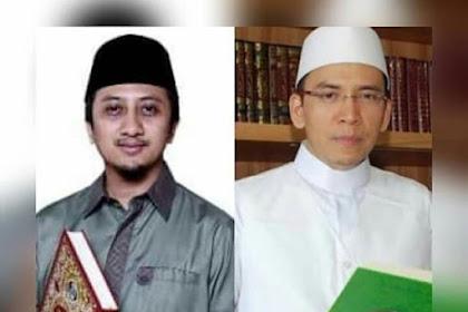 Totalitas Ustadz Yusuf Mansyur dan Tuan Guru Bajang Untuk Jokowi