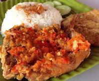Geprek Ayam