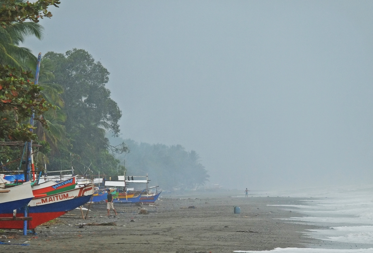 Mornings at Old Poblacion, Maitum
