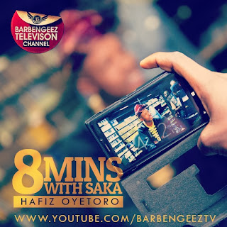 VIDEO : 8minutes With Saka Movie / Tv Series