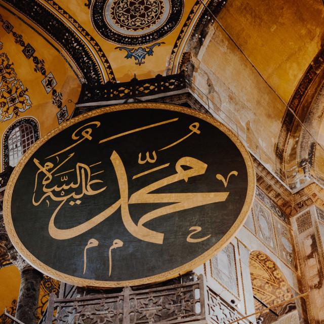 Prophet Muhammad Name