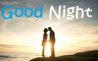good night kiss wishes