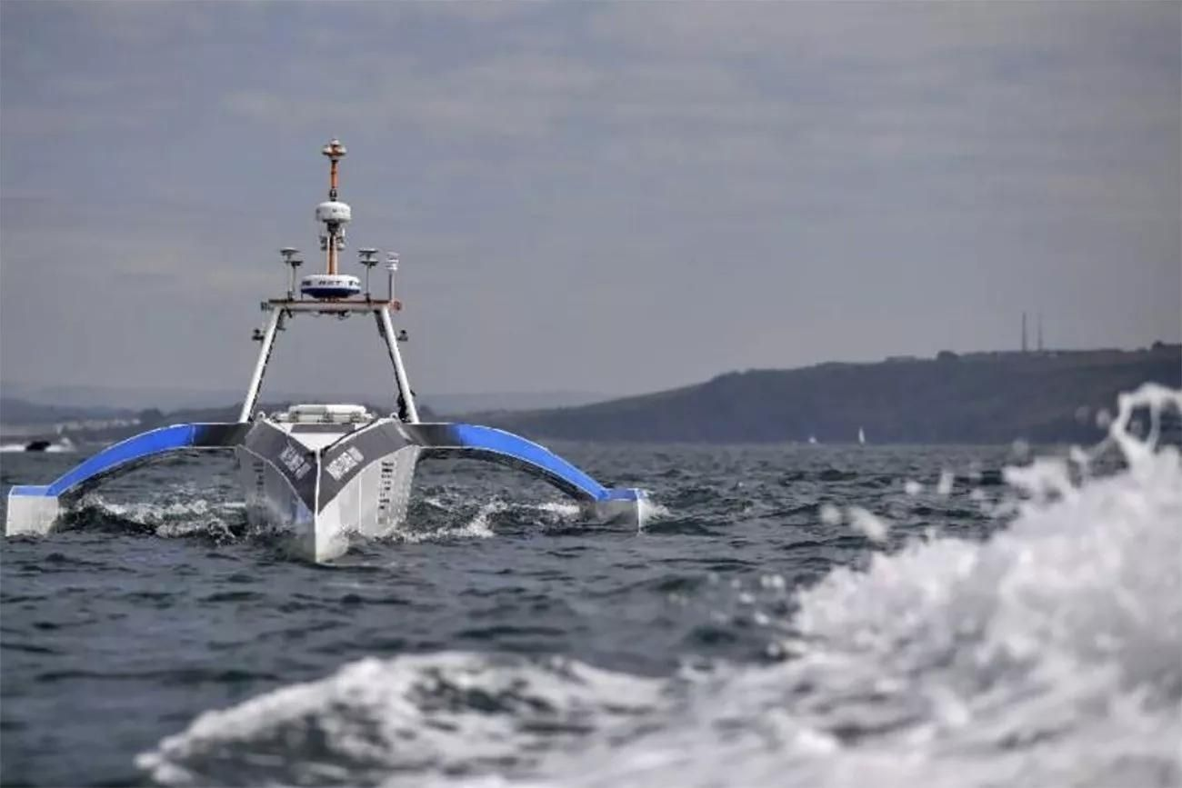 Primeiro barco autônomo fracassa na travessia do Atlântico