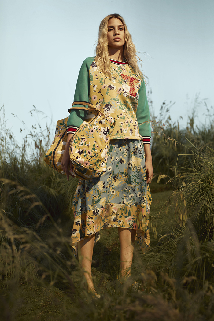 Mid Summer Collection Summer fashion Summer Dresses Collection Women Dresses, Women's Fashion Women's Trends International Fashion Shows International Fashion Shows Tommy hilfiger Resort Dresses Collection for 2017