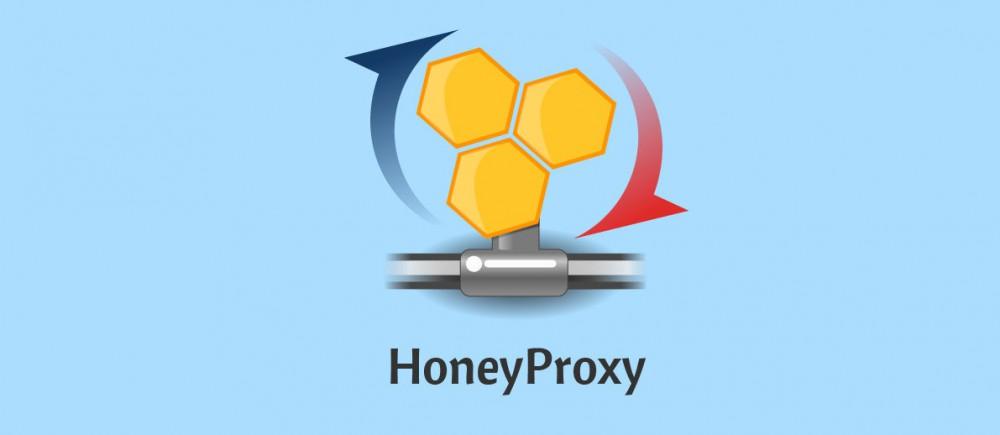 Lightweight MITM Proxy - HoneyProxy ~ Offensive Sec 3 0