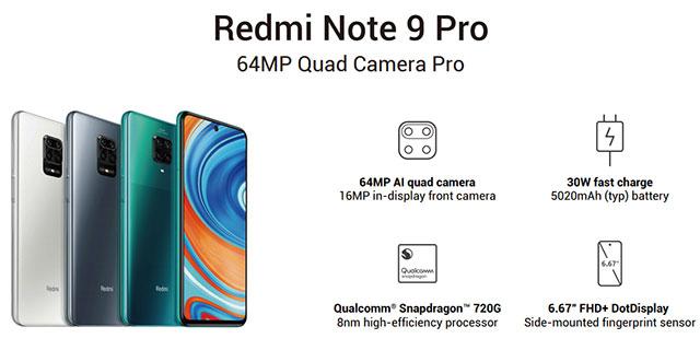 Keunggulan Redmi Note 9 Pro