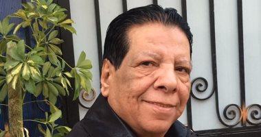 وفاة الفنان شعبان عبدالرحيم بمستشفى المعادى