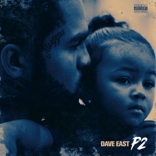 Dave East - P2 Cover