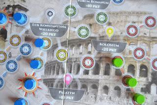 Turysta w Rzymie - gra