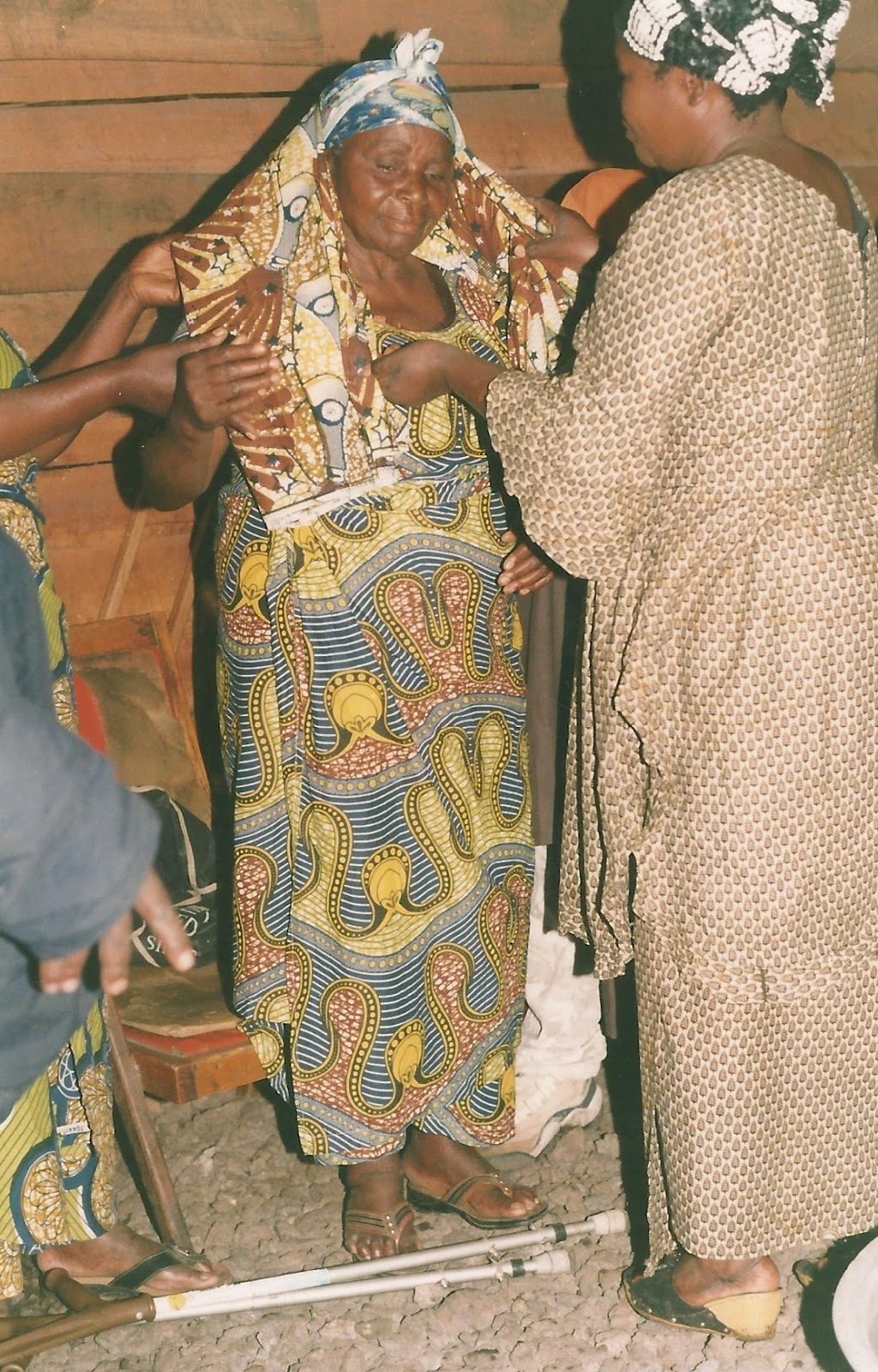 SCAN0023 - Traditional Wedding Ceremony Program