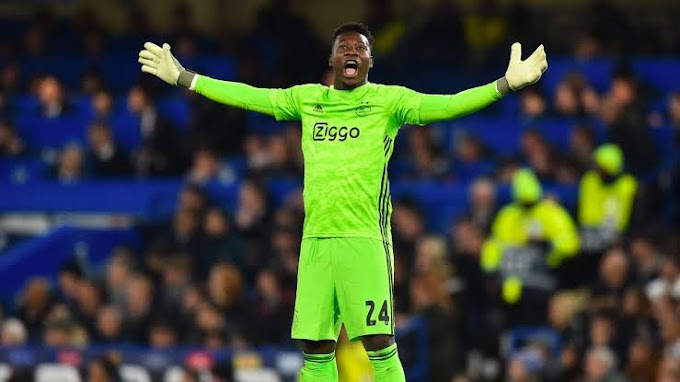 Chelsea in contact with Ajax goalkeeper Andre Onana As Kepa's future uncertain