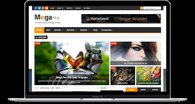 free ThemeForest Premium Blogger Templates Free Download