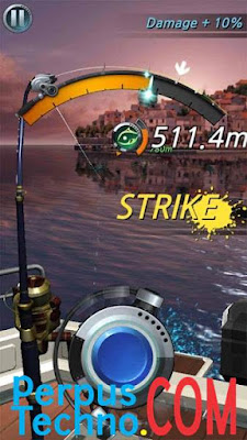 Download Fishing Hook Mod v1.5.7 Apk Unlimited Money