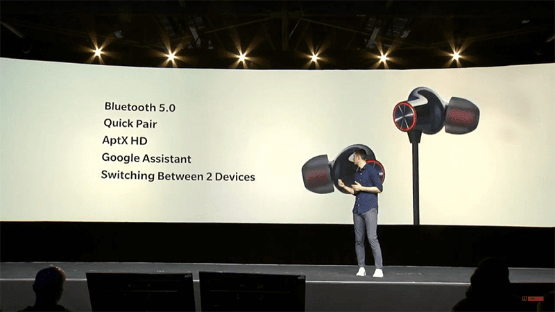 Other features of Bullets Wireless 2
