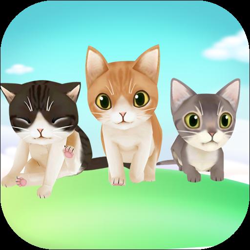 تحميل لعبة My Talking Kitten v1.1.3 مهكرة نقود لا تنتهي