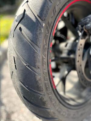Pirelli Scorpion Trail II dopo 15 mila km