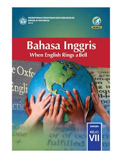 Materi Buku Bahasa Inggris Kelas 7 Kurikulum 2013