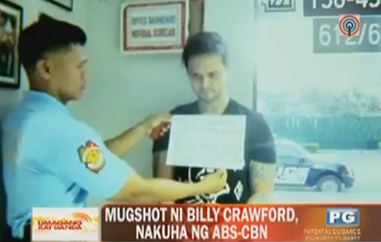 Billy Crawford Arrest Story: Mugshots and Coolen Garcia Statement