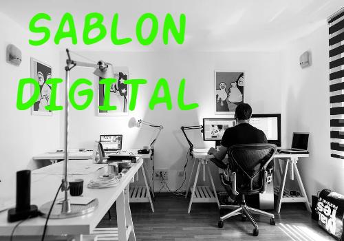 Bisnis Sablon Digital