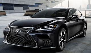 Lexus Type LS 2020