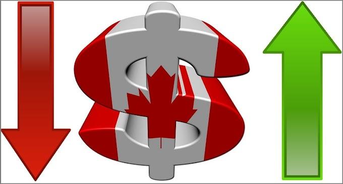 دعم محتمل للدولار الكندى تزامنا مع معدلات التوظيف والبطالة الكنديه