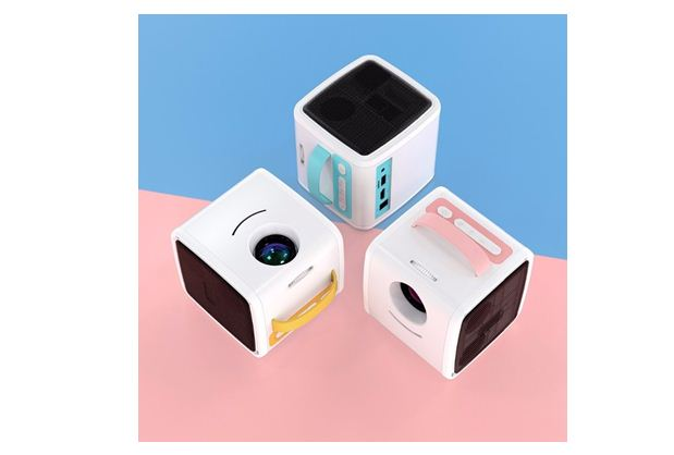 AUN Mini Projector Q2
