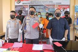 Polres Jayapura Amankan 2 Pelaku Pembunuhan di Yahim, 1 Masih DPO