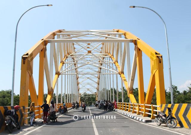 Jembatan Hamzah Al Fansuri Barus