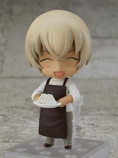 "Nendoroid Tōru Amuro de ""Detective Conan"" - Good Smile Company"
