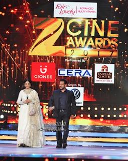 Zee Cine Awards 2017 Main Event 480p HDRip 700MB