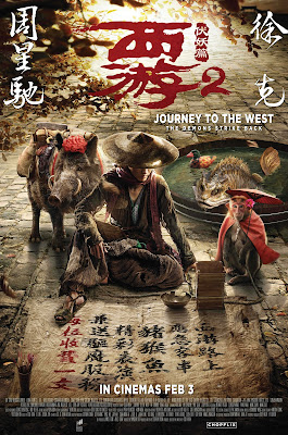 Journey to the West: The Demons Strike Back (2017) Dual Audio Hindi 720p Bluray ESubs Download