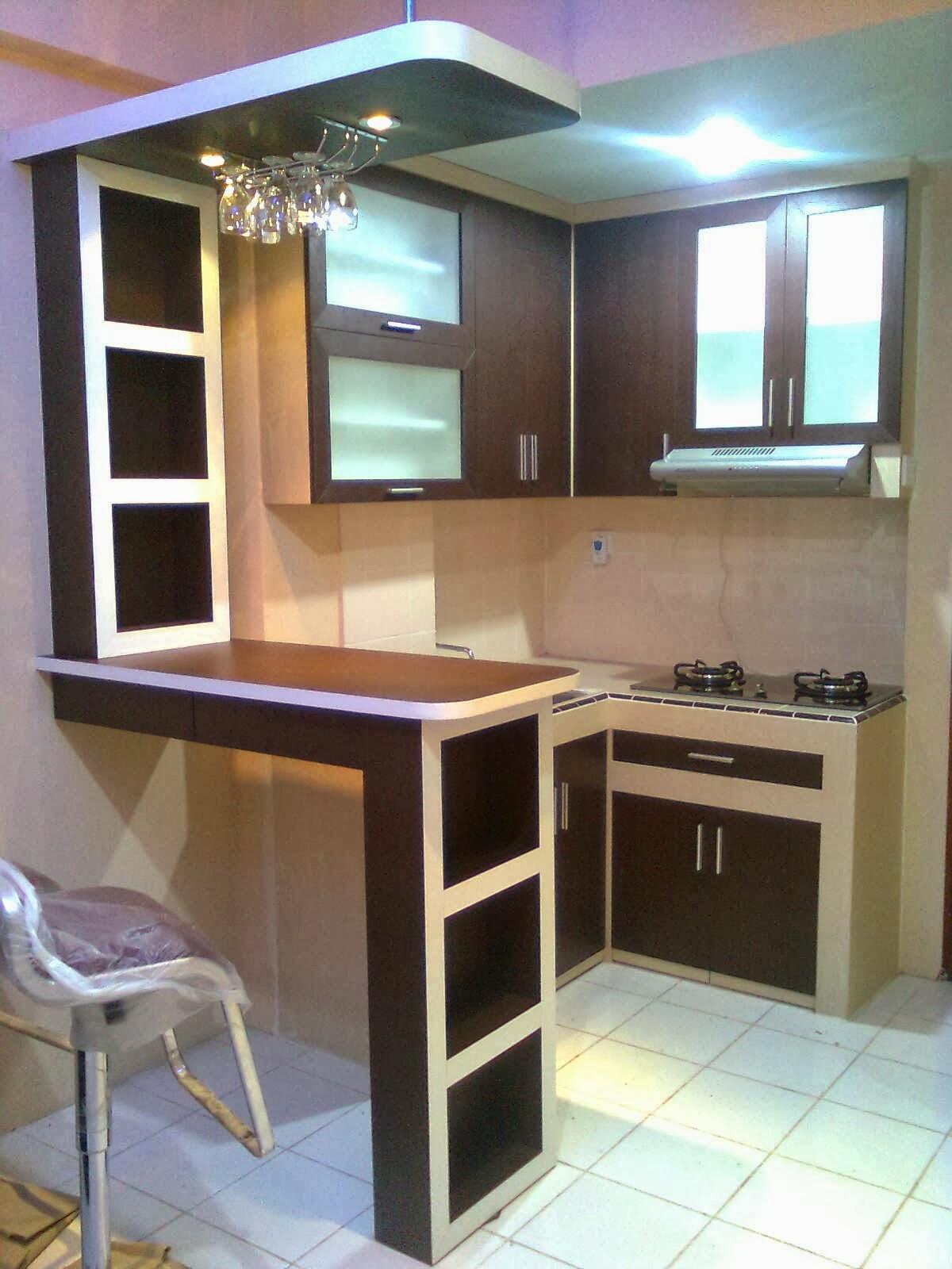Jual rumah minimalis di bekasi rumah upin for Kitchen set murah jakarta
