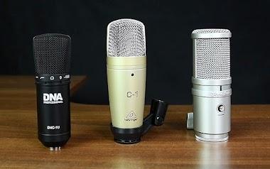 Budżetowy mikrofon pojemnościowy? Behringer, Superlux czy DNA?