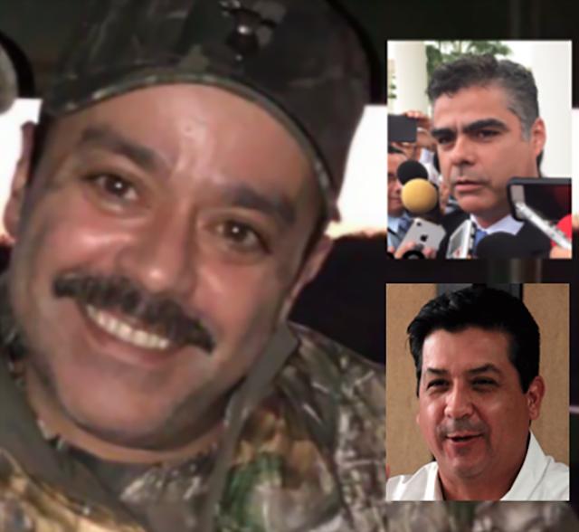 """DUELO del """"PANILO VS. FLACO SIERRA"""" ,GOBIERNO de """"CABEZA"""" CALLA PLEITO de CÉLULAS del CDG en REYNOSA...el muerto """"mediático""""."""