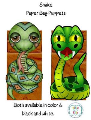 https://www.biblefunforkids.com/2019/08/snake-paper-bag-puppets.html