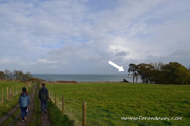 sentiero sud Inghilterra