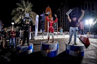 Qatari Abdulrahman Fakhroo wins Qatar Red Bull 2017
