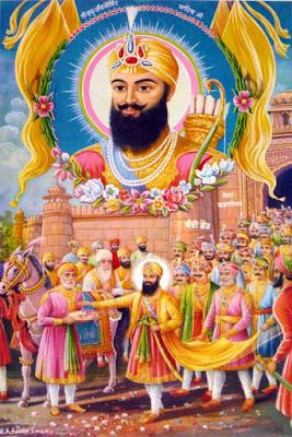 Release of Guru Hargobind