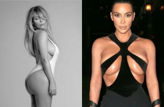24 Hot Pictures Of Kim Kardashian Big Butt Will Make You Drool For Her
