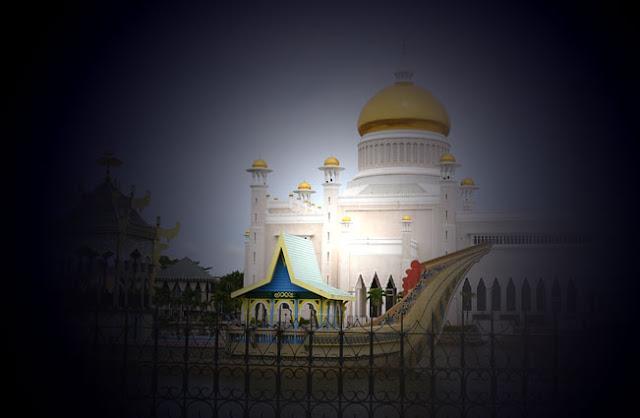 Foto Kota Bandar Seri Begawan