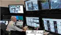 ضبط اجهزة الكترونية بها كاميرات وتسجيلات متصلة على الانترنت