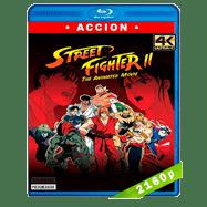Street Fighter II: La película (1994) 4K UHD Audio Dual Latino-Japones