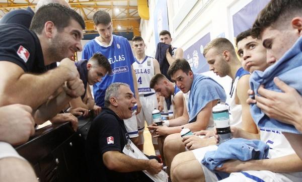 Βλασσόπουλος, Γεωργαλάς και Νικολαΐδης μιλούν για τη νίκη της Εθνικής Εφήβων επί της Σλοβενίας και τη συνέχεια της διοργάνωσης