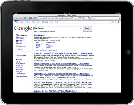 ipad-google-safari