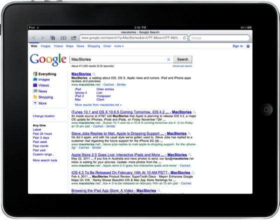 ipad-google-safari