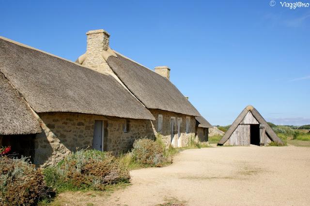 Il tipico villaggio di Meneham