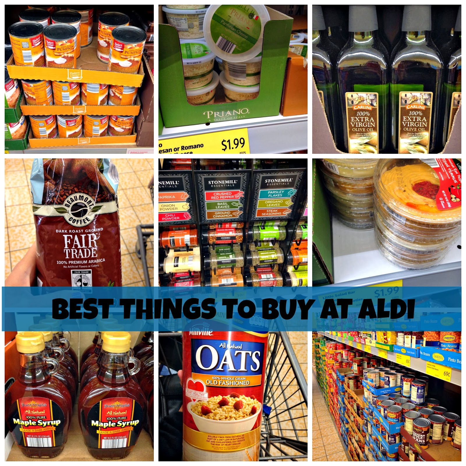 Does Aldi Sell Baby Food